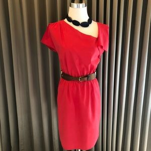 Asymmetrical Poppy Gap Dress Size 2